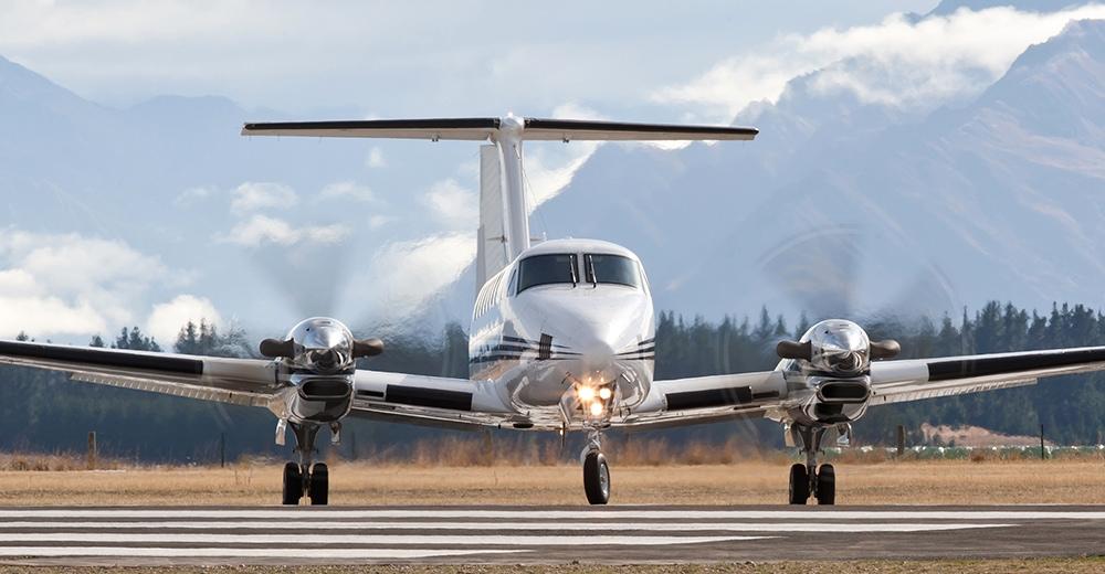 Dallas Texas King Air 350 Crash